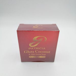 Gluta Coconut & Milk Herbal Soap