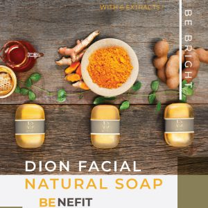 DION FACIAL NATURAL SOAP